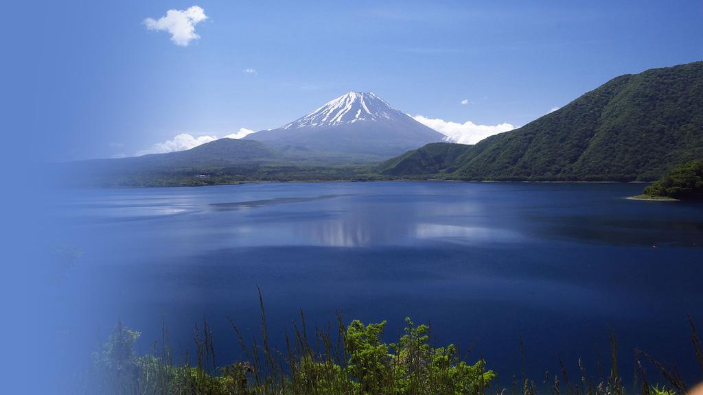 富士山の湧き水使用
